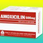 Tác dụng và liều dùng của thuốc amoxicillin