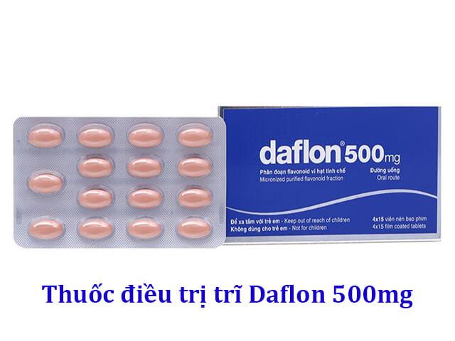 Cách dùng thuốc Daflon 500mg khá đơn giản