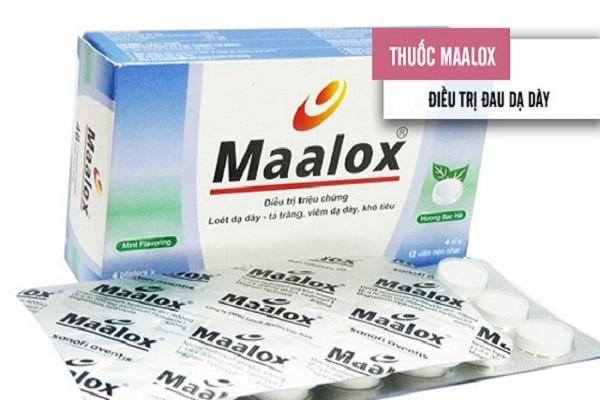 Hình ảnh thuốc Maalox