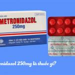 Thuốc Metronidazol công dụng và cách dùng