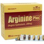 Lợi ích về tim mạch của chất Arginine trong thuốc Eganin