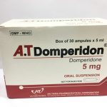 Thuốc chống nôn Domperidon, liều dùng và công dụng