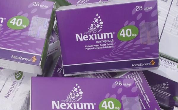 Bao bì thuốc Nexium 40mg