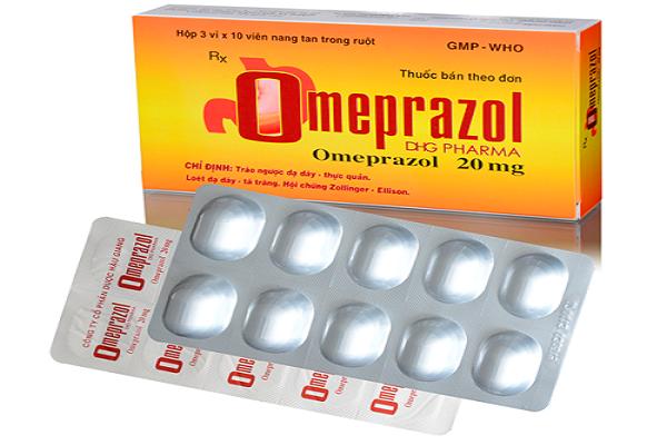 Tìm hiểu về những tác dụng của thuốc Omeprazol