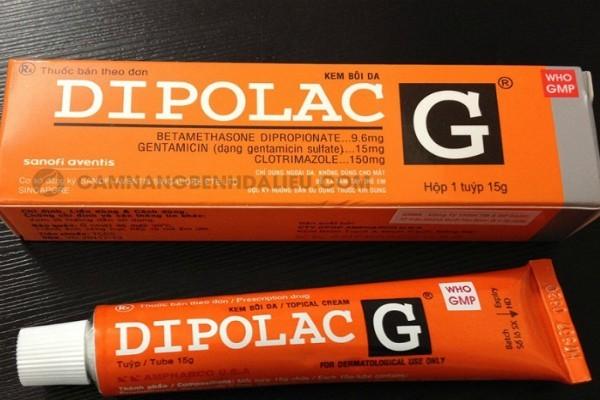 Những thông tin cần biết về thuốc  dipolac