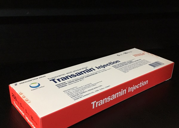 Transamin 250mg 5ml Tranexamic Acid Nhathuocbachmai 4