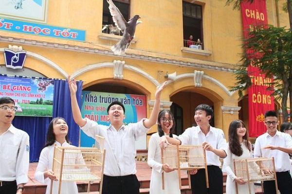 Tuyen Sinh 2019 Thi Sinh Van Chuong Kinh Te Tho O Su Pham