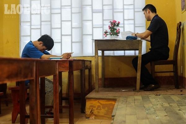 1 Minh 1 Phong Thi Sinh Ha Giang Can Bai Thi Khoa Hoc Tu Nhien (2)