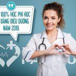 Học phí Cao đẳng Điều dưỡng TPHCM miễn giảm 100% năm 2019