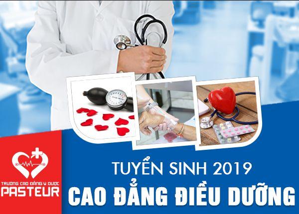 Năm 2019 Cao đẳng Điều dưỡng xét tuyển thẳng những thí sinh đã tốt nghiệp THPT