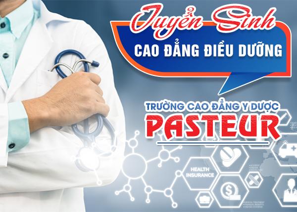 Tuyển sinh Cao đẳng Điều dưỡng TPHCM năm 2019