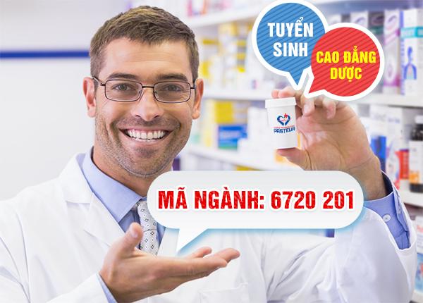 Mã ngành Cao đẳng Dược năm 2019