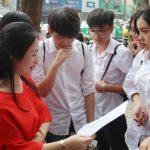94,6 phần trăm thí sinh tốt nghiệp thpt quốc gia năm 2019