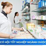 Cơ hội việc làm của sinh viên ngành Dược sau khi ra trường