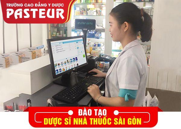 Trường Cao đẳng Y dược Pasteur địa chỉ đào tạo Cao đẳng Dược Sài Gòn