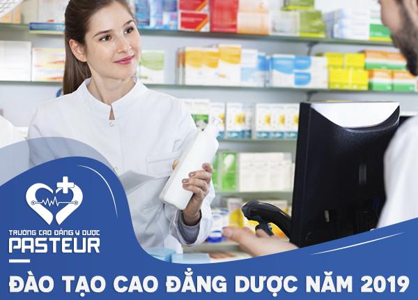 Chương trình đào tạo Cao đẳng Dược Sài Gòn năm 2019