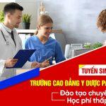 Các ngành đào tạo trong Trường Cao đẳng Y Dược Pasteur