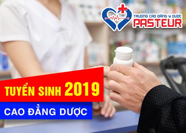 Trường Cao đẳng Y Dược Pasteur là địa chỉ đào tạo Dược sĩ chất lượng cao