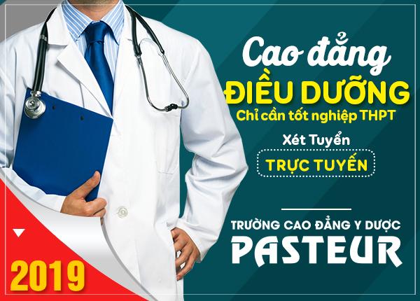 Đăng ký trực tuyến Cao đẳng Điều dưỡng tại TPHCM