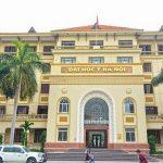 Đại học Y Hà Nội công bố điểm sàn năm 2019