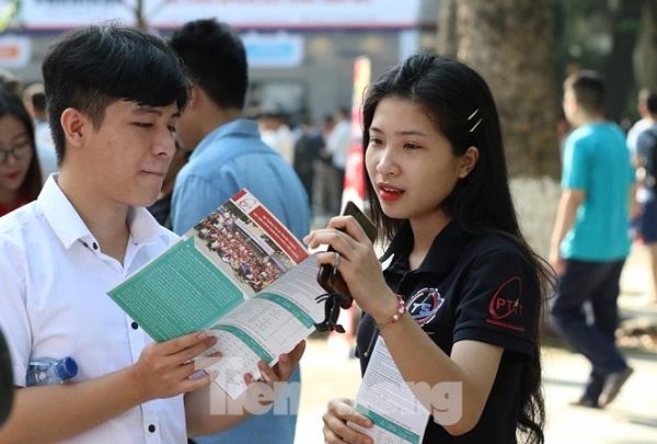 Hon 44 000 Thi Sinh Dieu Chinh Nv Trong Ngay Dau Tien