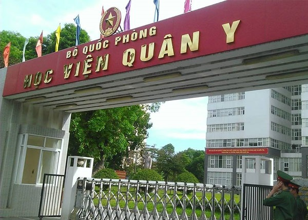 Hon 600 Thi Sinh Loai Khoi Cuoc Dua Vao Hoc Vien Quan Y