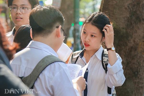 Thi Sinh Co 1 Tuan De Phuc Khao Diem Thi Thpt Quoc Gia Nam 2019