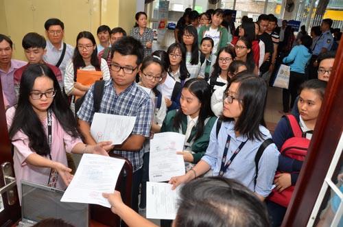 440 Chi Tieu Bo Sung Vao Dai Hoc Thuy Loi Dot Ii