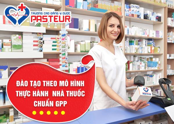Dao Tao Theo Mo Hinh Thuc Hanh Nha Thuoc Chuan Gpp Pasteur