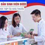 Hướng dẫn sinh viên Dược xin thực tập tại Nhà thuốc
