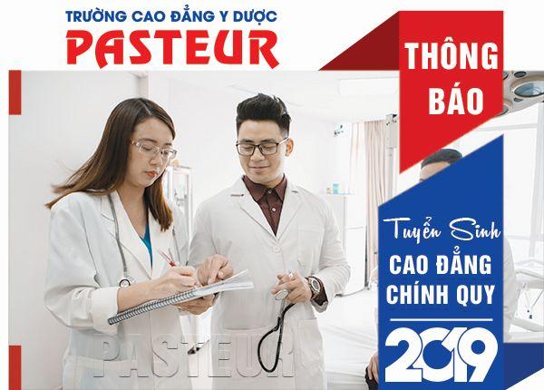 Thong Bao Tuyen Sinh Cao Dang Chinh Quy Pasteur 26 8