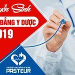 Những ngành Trường Cao đẳng Y dược Pasteur đào tạo năm 2019