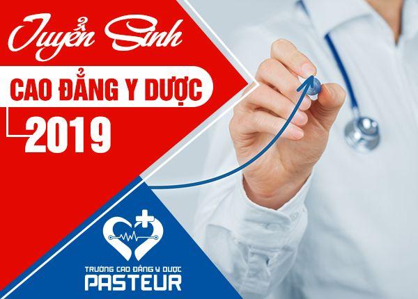 Trường Cao đẳng Y dược Pasteur mở rộng đối tượng tuyển sinh trên cả nước