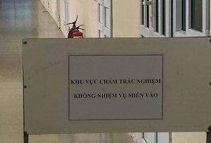 Ca Nuoc Co 204 Bai Thi Trac Nghiem Thay Doi Diem Sau Phuc Khao