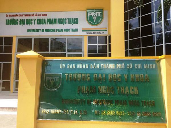 Đại Học Y Khoa Phạm Ngọc Thạch chính thức công bố điể chuẩn năm 2019