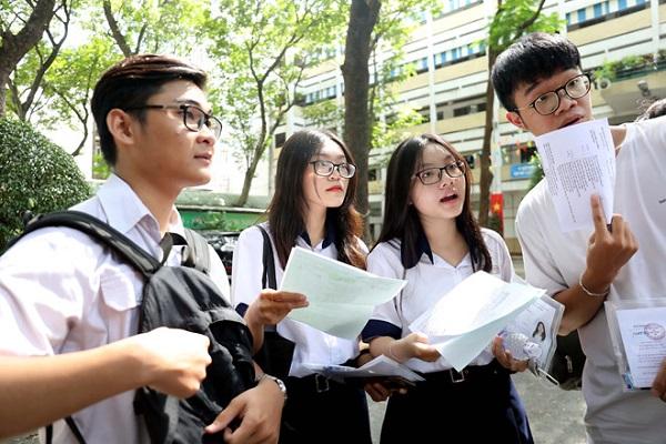 Diem Chuan Cac Truong Dh Top Tren Cao Chot Vot