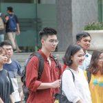 Mức điểm chuẩn đại học Ngoại Thương năm 2019