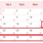 Tết Âm lịch 2020 học sinh được nghỉ 16 ngày