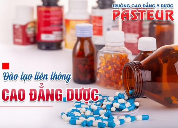 Dao Tao Lien Thong Cao Dang Duoc Pasteur 27 4