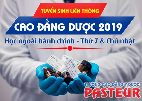 Tuyen Sinh Lien Thong Cao Dang Duoc 2019 Pasteur 21 6