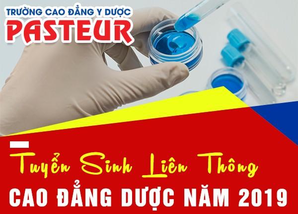 Trường Cao đẳng Y dược Pasteur địa chỉ đào tạo chuyên ngành Dược chất lượng