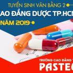 Văn bằng 2 Cao đẳng Dược tại TPHCM có lớp học cuối tuần không?