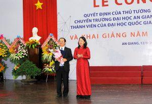 Dai Hoc An Giang Chinh Thuc Xac Nhap Va Dhqg Tphcm