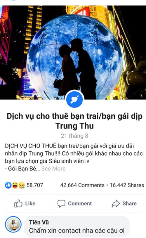 No Ro Dich Vu Thue Nguoi Yeu Di Choi Nhan Dip Trung Thu
