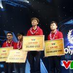 Lộ diện 4 thí sinh xuất sắc tham dự CHUNG KẾT Olympia năm 2019