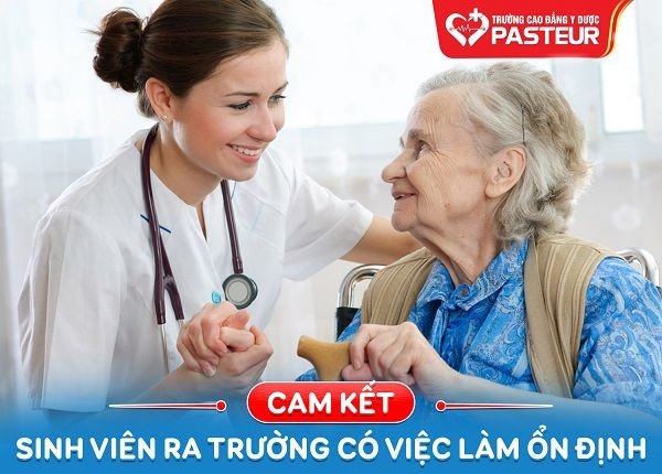 Truong Cao Dang Y Duoc Pasteur Cam Ket Sinh Vien Ra Truong Co Viec Lam On Dinh