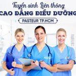 Đi đến thành công nhờ học Liên thông Cao đẳng Điều dưỡng