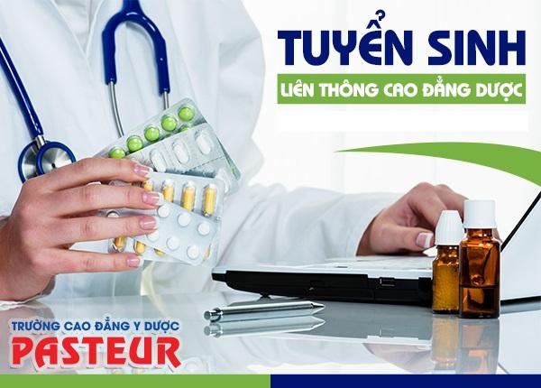 Tuyen Sinh Lien Thong Cao Dang Duoc Truong Cao Dang Y Duoc Pasteur