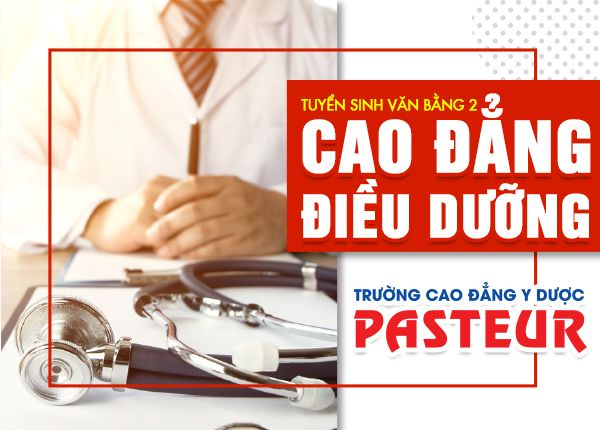 Tuyen Sinh Van Bang 2 Cao Dang Dieu Duong Pasteur 25 10