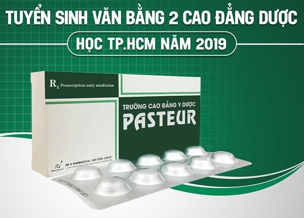 Tuyen Sinh Van Bang 2 Cao Dang Duoc Hoc Tphcm Nam 2019